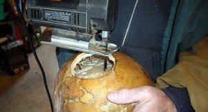 gourdcutting