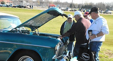 Car Show Adds Cruisin To Osage Citys Cookin Event Osage County - Osage city ks car show