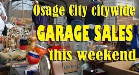 Free garage sale ads on Osage County News!
