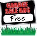 Free Garage Sale Ads
