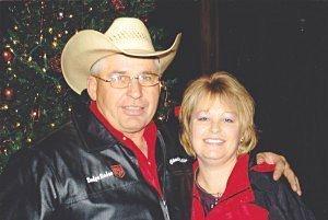 Chuck and Regan McKellips