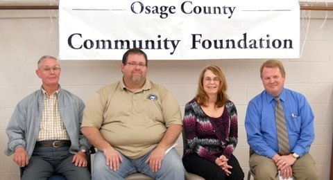 community foundation announces grant recipients osage county