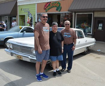 Car Show Cooks Up A Good Time In Downtown Osage City Osage County - Osage city ks car show