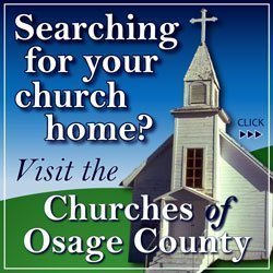 Visit the Churches of Osage County