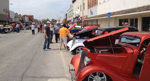 Osage County Online Osage County News News For Osage County - Osage city ks car show