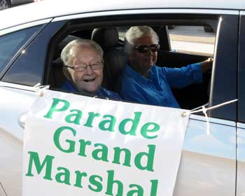 Osage County Fair Parade Grand Marshal 2016: Arlo Bell.