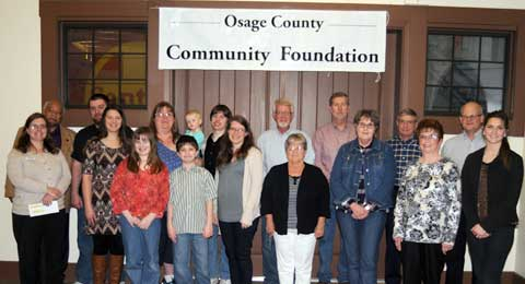 county foundation distributes winter grants osage county online