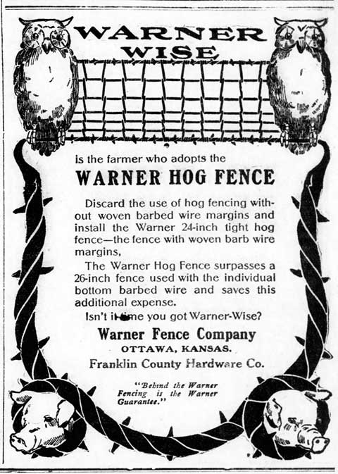 Hidden History: Family builds fence wire empire from Melvern ...