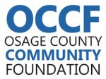 Click to download an OCCF grant application.
